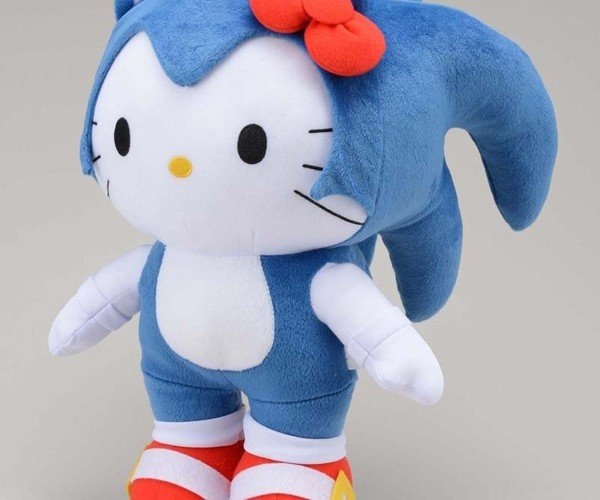 Sonic Hello Kitty Should Sell Out Speedily
