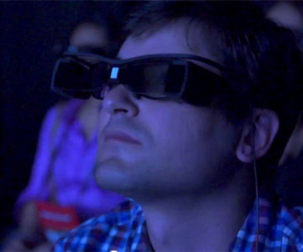 Sony Subtitle Glasses Add Captions for the Deaf
