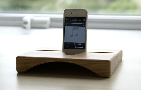 sounder natural ampflifier kickstarter audio iphone