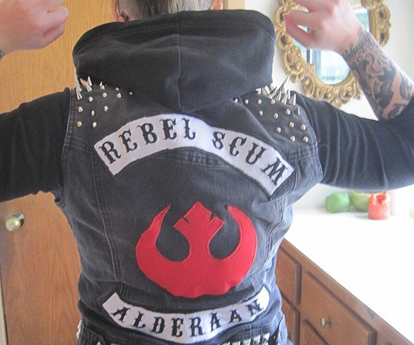 Star Wars Rebel Punk Vest: Lando Calling