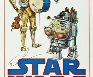 Rare Star Wars Poster Looks Stupid, Worth Thousands