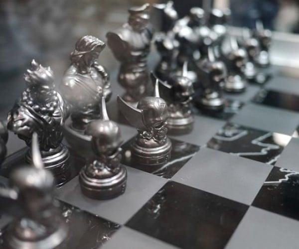 street fighter chess set 2