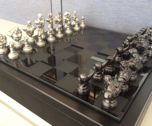 street fighter chess set 4