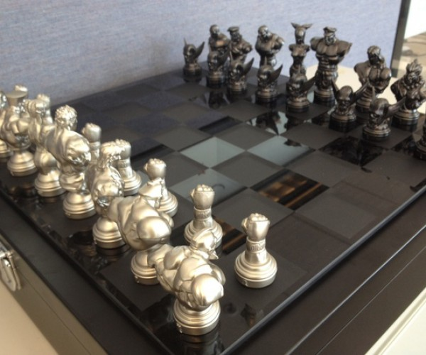 street fighter chess set 5