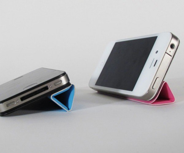 TidyTilt Stand: The Smart Cover for iPhones
