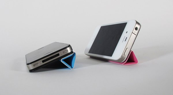 tidytilt iphone smart cover magnetic cord manager