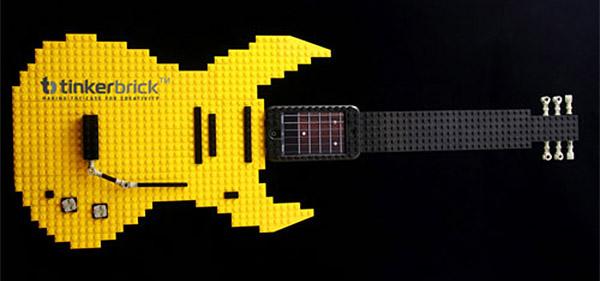 tinkerbrick guitar