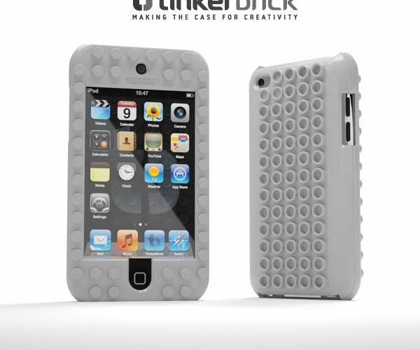TinkerBrick Case Combines iPods with LEGO