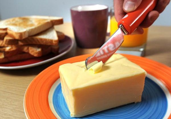 toastie knife heated butter knife
