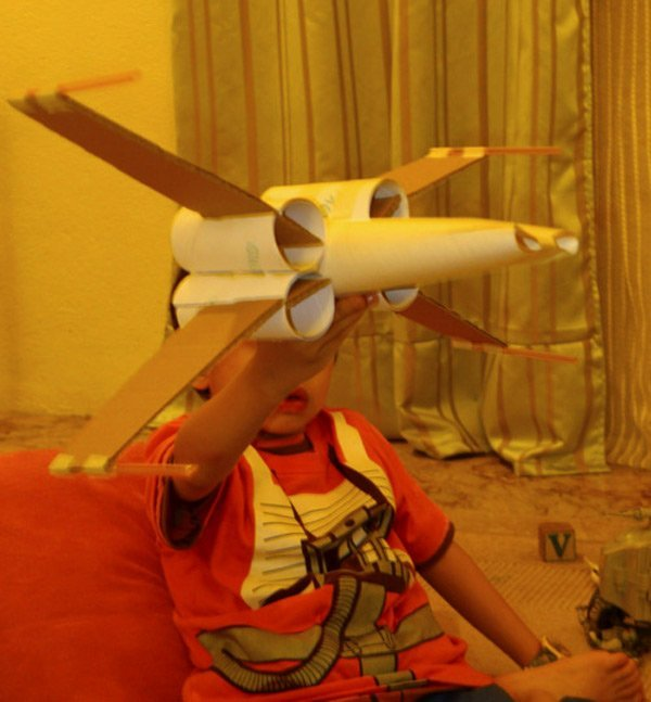 tp X Wing Fighter