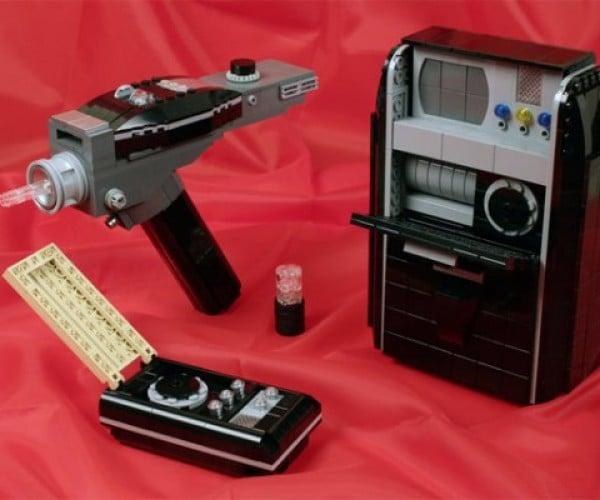 Classic Star Trek Gadgets Get the LEGO Treatment