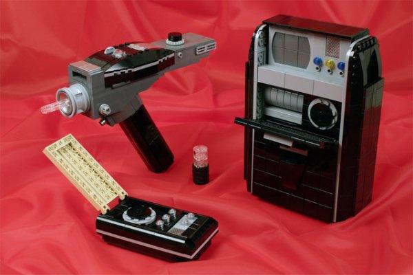 trek lego gadgets