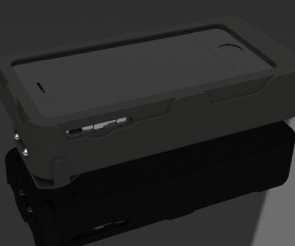Yellow Jacket iPhone Case Doubles as Stun Gun