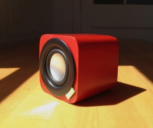 Vers Audio 1Q Natural Bluetooth Speaker: Mobile Sound Cubed