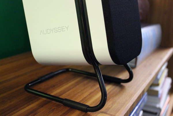 Audyssey Wireless speaker bluetooth close