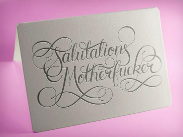 Calligraphuck