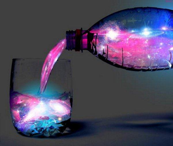 Cosmic Drink