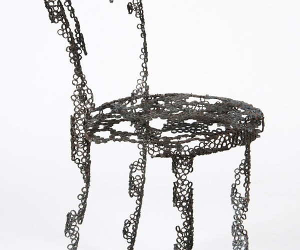 Engineering Temporality Chair is a Tribute to Humanity's Fragility