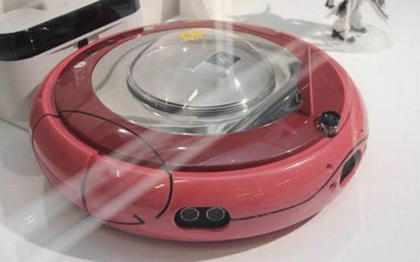 Halo Vacuum