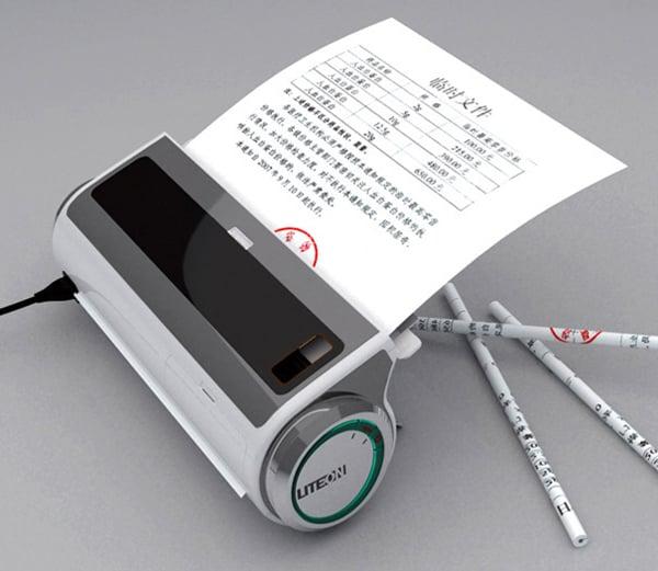 LiteOn Paper to Pencil