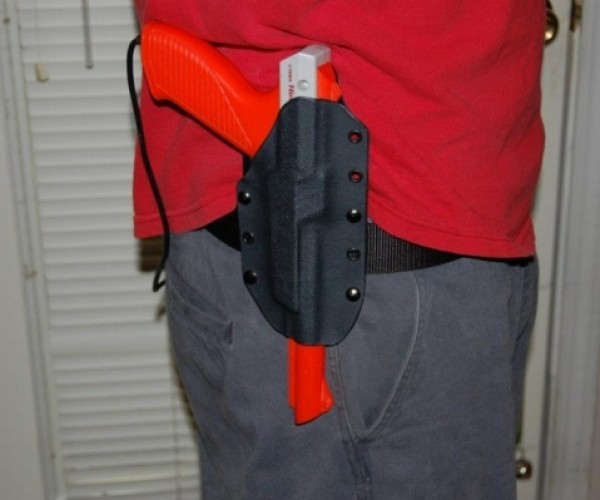 Nintendo Zapper Holster for Quick Draw Duck Hunt Games