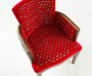 Scopophilia Chair Has Got Its Eyes on You