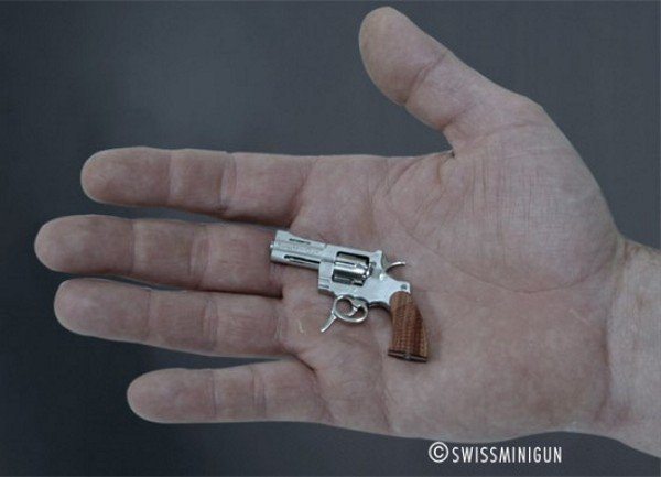 Swiss Mini Gun