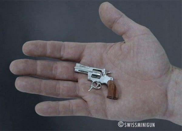 Swiss Mini Gun