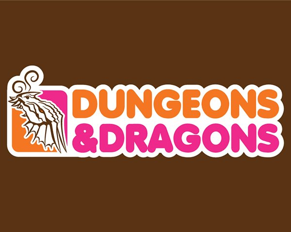all nighter dungeons dragons dunkin donuts