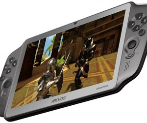 Archos GamePad Tablet Looks Like PS Vita XL