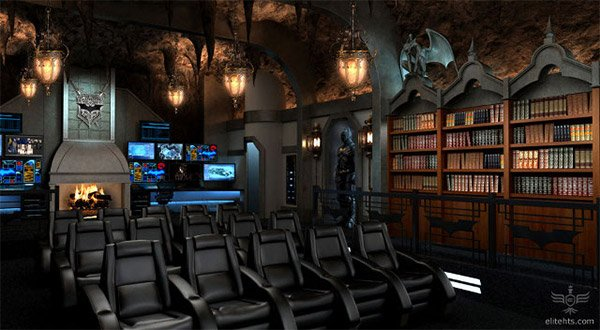 batcave home theater 3