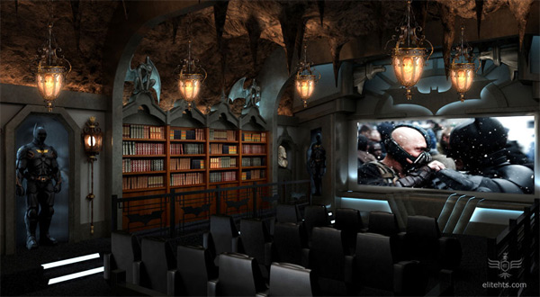 batman movie theater