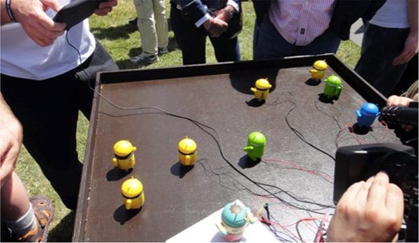 bero robot bluetooth kickstarter test