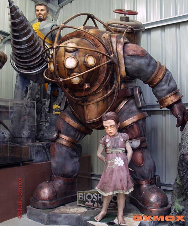 big_daddy_little_sister_bioshock