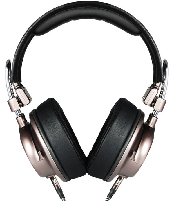 california headphones over ear audio front