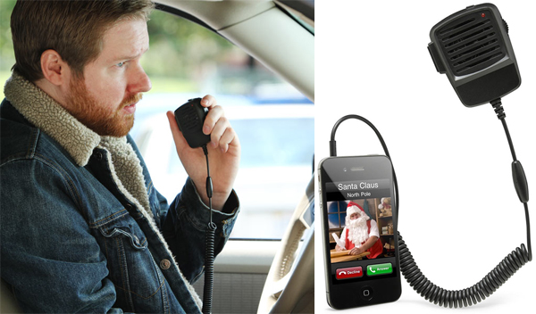 cb radio phone handset
