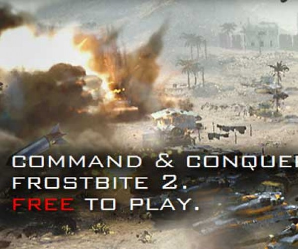Command & Conquer Goes Free-to-Play