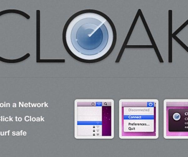 Cloak VPN App: Encrypts Connections When Using Public Wi-Fi