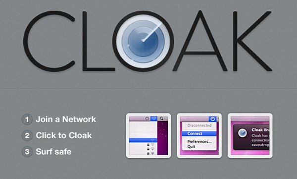 cloak vpn app ios osx private browsing