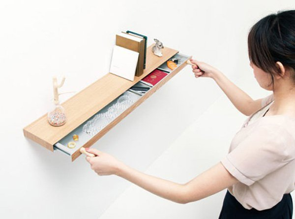 clopen torafu japan architects shelf safe hideaway