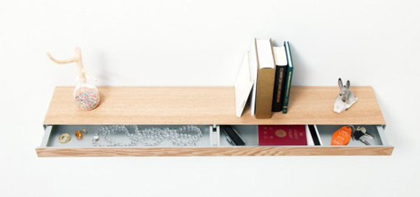 clopen torafu architects shelf safe