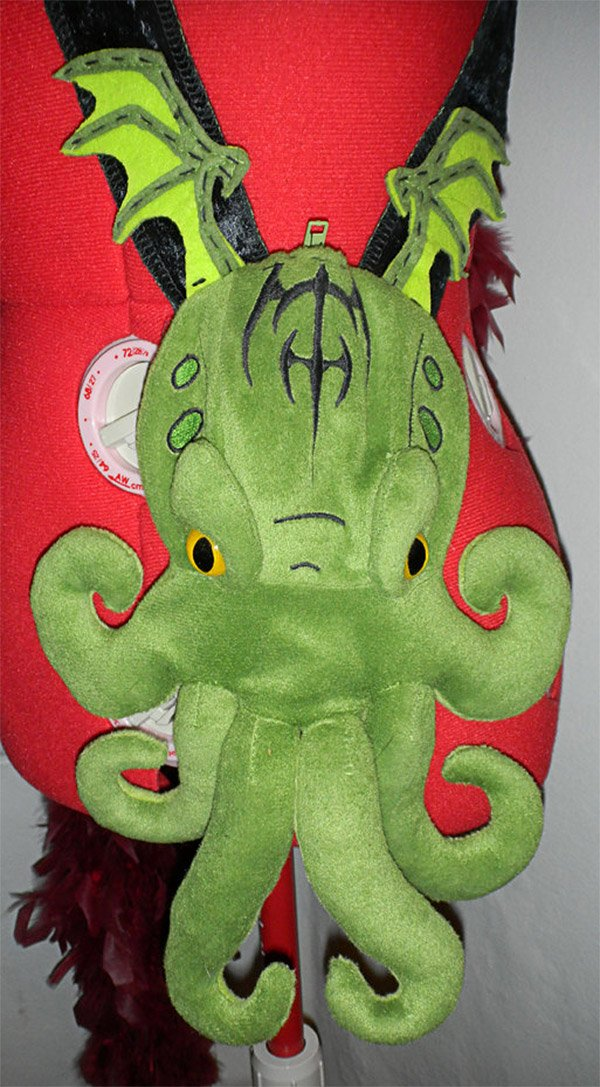 cthulhu evening bag 2