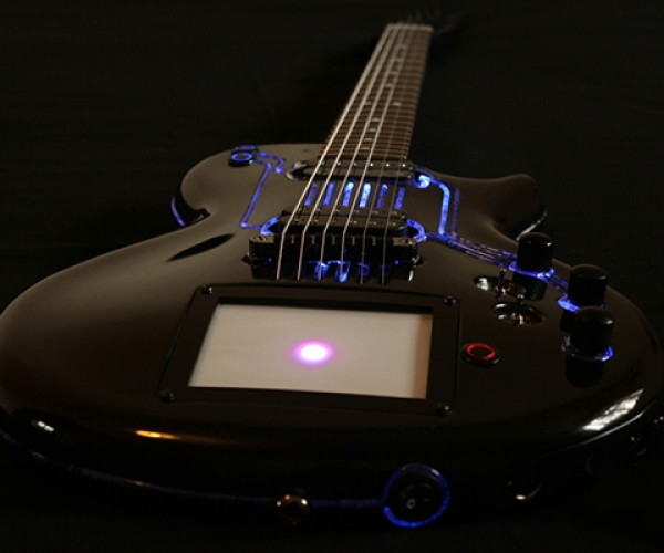 cybertech t ron guitar hutchinson 2