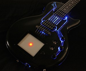 TRON Guitar: Grid Hero