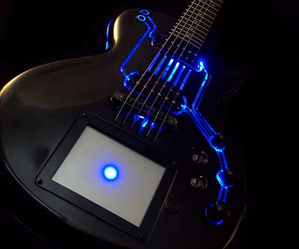 cybertech t ron guitar hutchinson 4