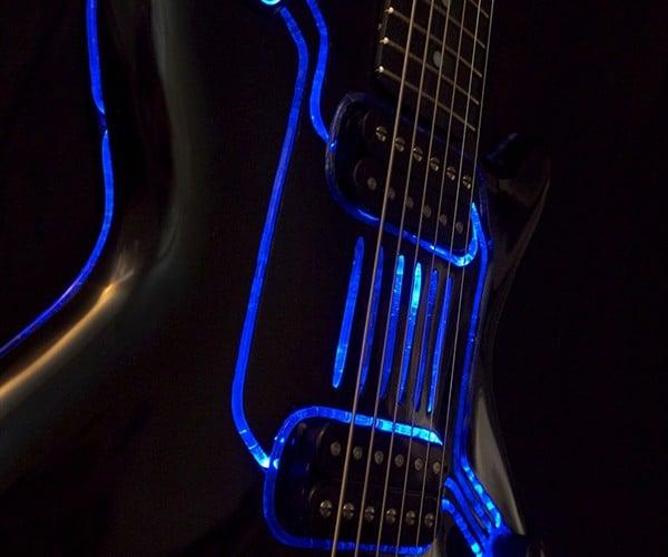 cybertech t ron guitar hutchinson 6