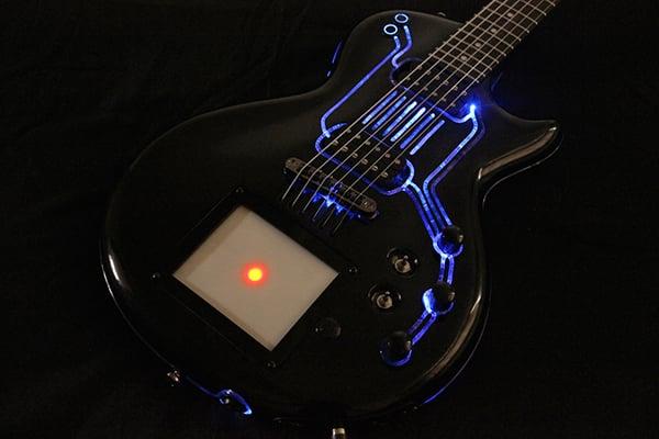 cybertech t ron guitar hutchinson