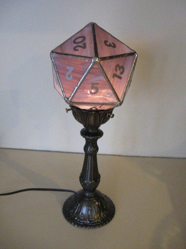 d20 lamp