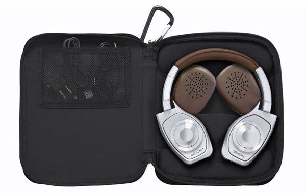 denon globe cruiser headphones bluetooth fold flat