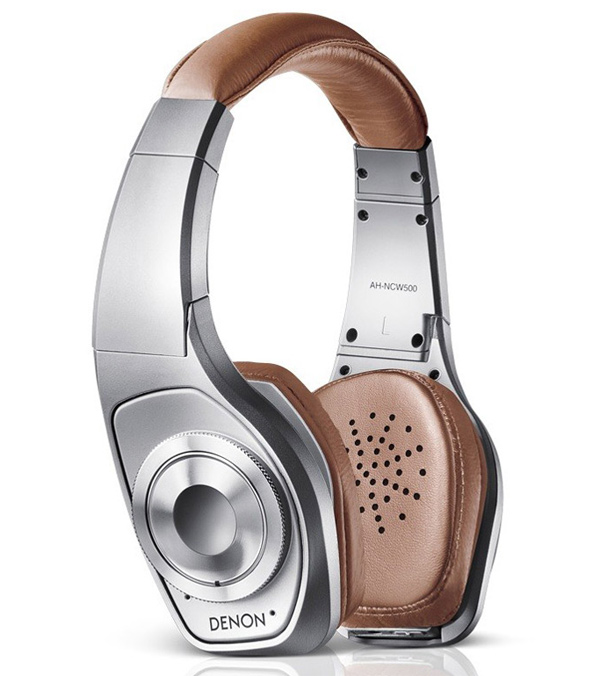 denon globe cruiser headphones bluetooth side